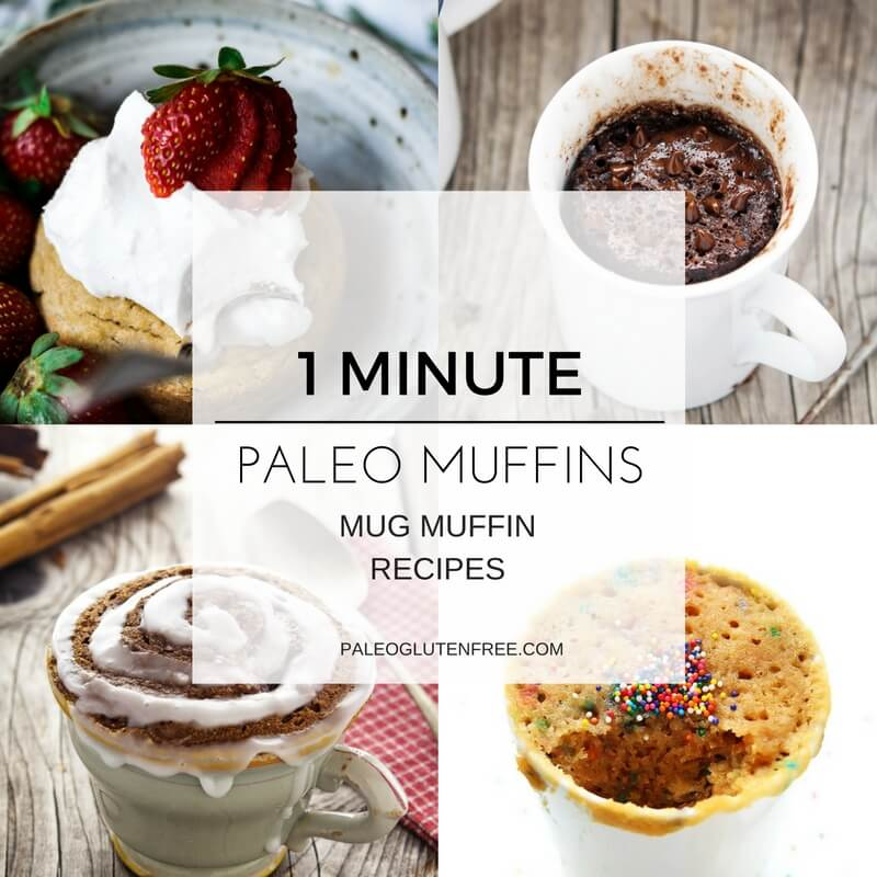 Top 10 One Minute Paleo Muffin Recipes