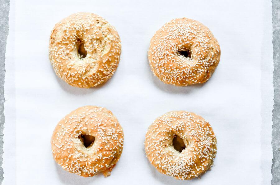 Paleo Bagels