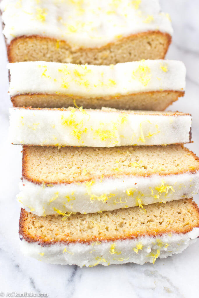 Paleo Lemon Pound Cake Best Grain free bread recipes! Paleo french bread. Easy to make sandwich bread. Delicious healthy bread recipes for all your cravings!