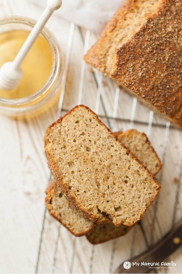 Paleo Coconut Bread. Best Grain free bread recipes! Paleo french bread. Easy to make sandwich bread. Delicious healthy bread recipes for all your cravings!