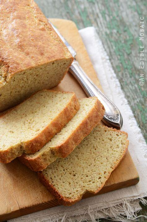 Paleo Sandwich bread. Best Grain free bread recipes! Paleo french bread. Easy to make sandwich bread. Delicious healthy bread recipes for all your cravings!