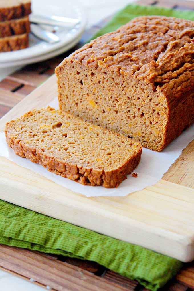 Paleo Sweet pOtato bread.Best Grain free bread recipes! Paleo french bread. Easy to make sandwich bread. Delicious healthy bread recipes for all your cravings!