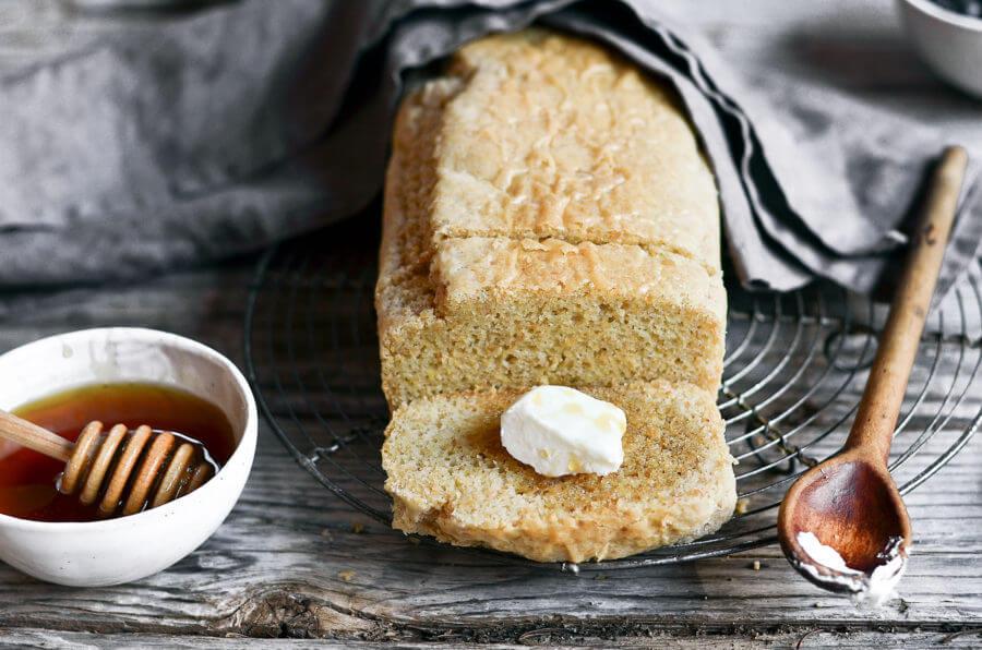 Healthy 5 Minute Gluten Free Paleo Bread