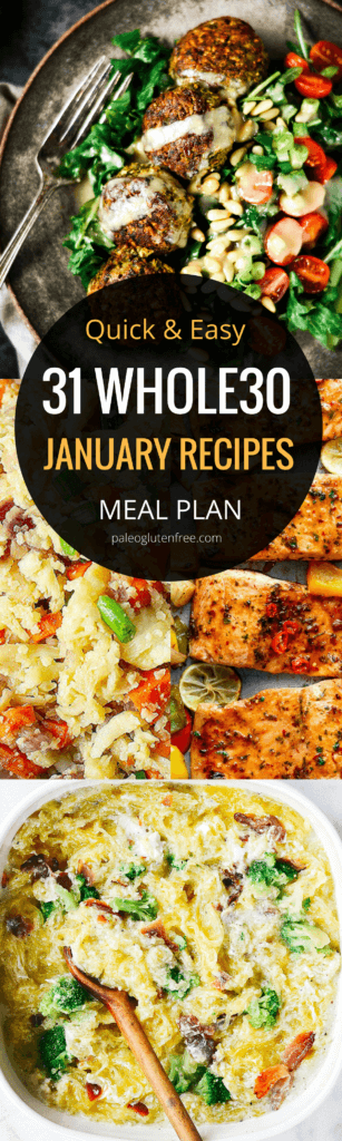 31 days of easy whole30 lunch recipes! Here it is! A quick, easy, and delicious meal plan for an entire month! Hit your goal with this easily customizable meal plan.Best whole30 lunch recipes all in one place. 31 days of whole30 lunch recipes! Whole30 meal plan that's quick and healthy! Whole30 recipes just for you. Whole30 meal planning. Whole30 meal prep. Healthy paleo meals. Healthy Whole30 recipes. Easy Whole30 recipes. Best paleo shopping guide. Easy whole30 lunch recipes. Easy whole30 lunch ideas. Whole30 lunch recipes. Best whole30 lunch recipes. Easy whole30 lunch recipes.