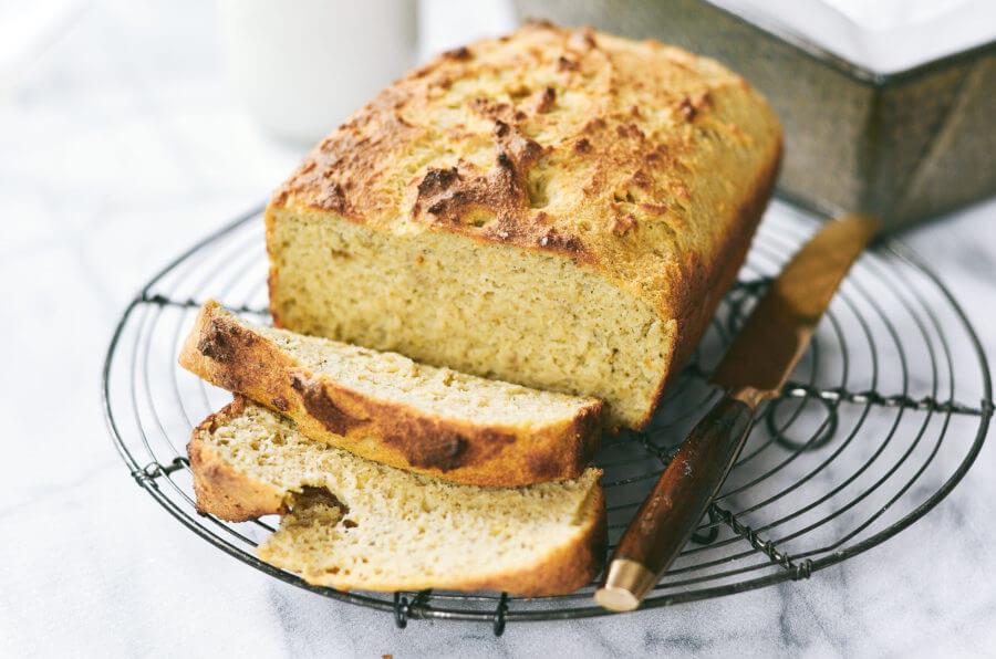 5 Min Perfect Paleo Sandwich Bread