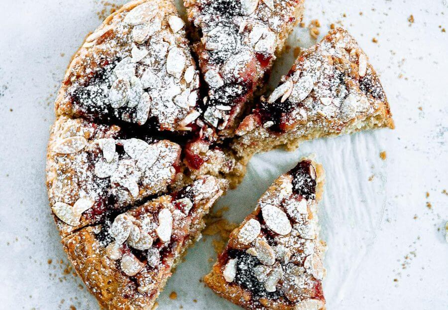 Best Gluten Free Strawberry Scones