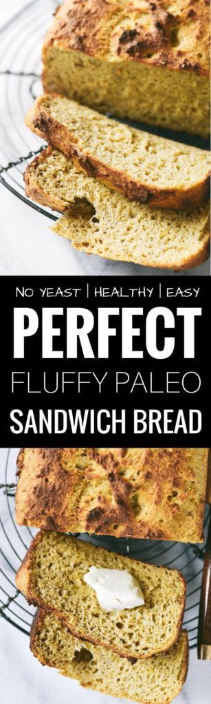 5 Minute Perfect paleo sandwich bread. Toastable. Sandwichable. Low carb. Grain free. Yeast free. Light. Fluffy. Awesome crust. Paleo bread recipe. Fluffy sandwich bread recipe. Best gluten free sandwich bread. Best paleo bread. Best paleo sandwich bread. Homemade bread. Best soft and fluffy gluten free sandwich bread. Toastable. Light and fluffy. Easy gluten free bread recipes. best paleo sandwich bread recipes. Easy paleo bread recipes.