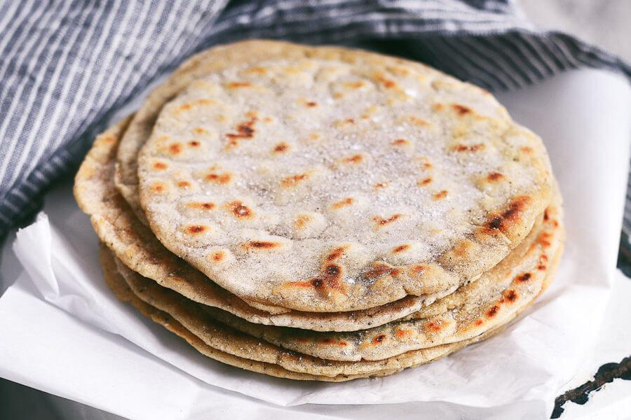 Best Ever 5 Minute Cassava Flour Tortillas