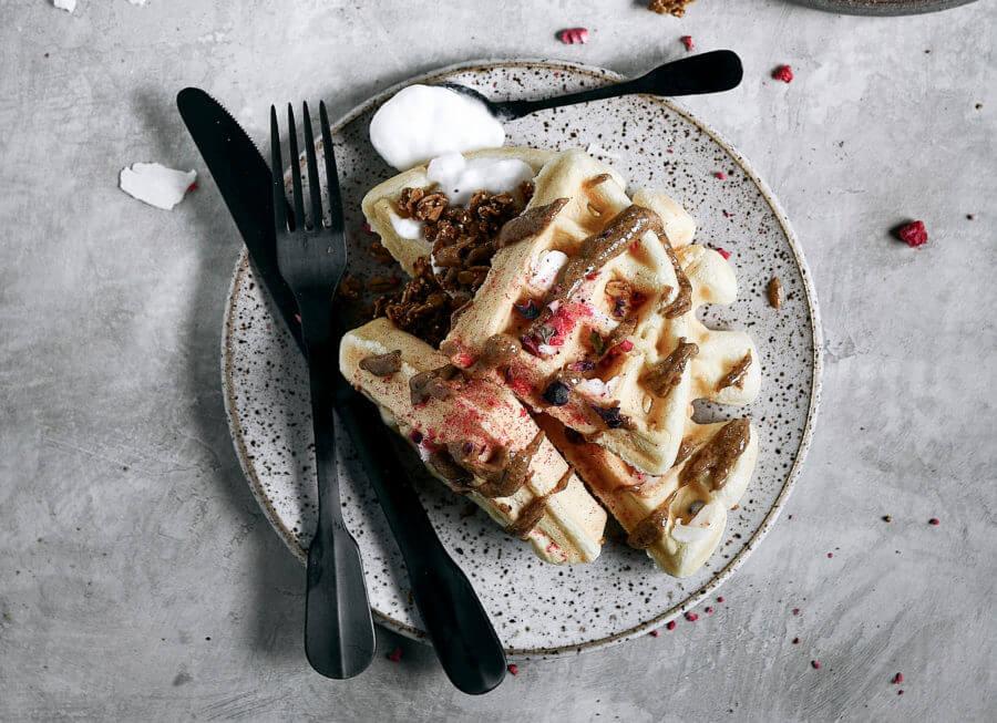 Best Gluten Free Paleo Waffles