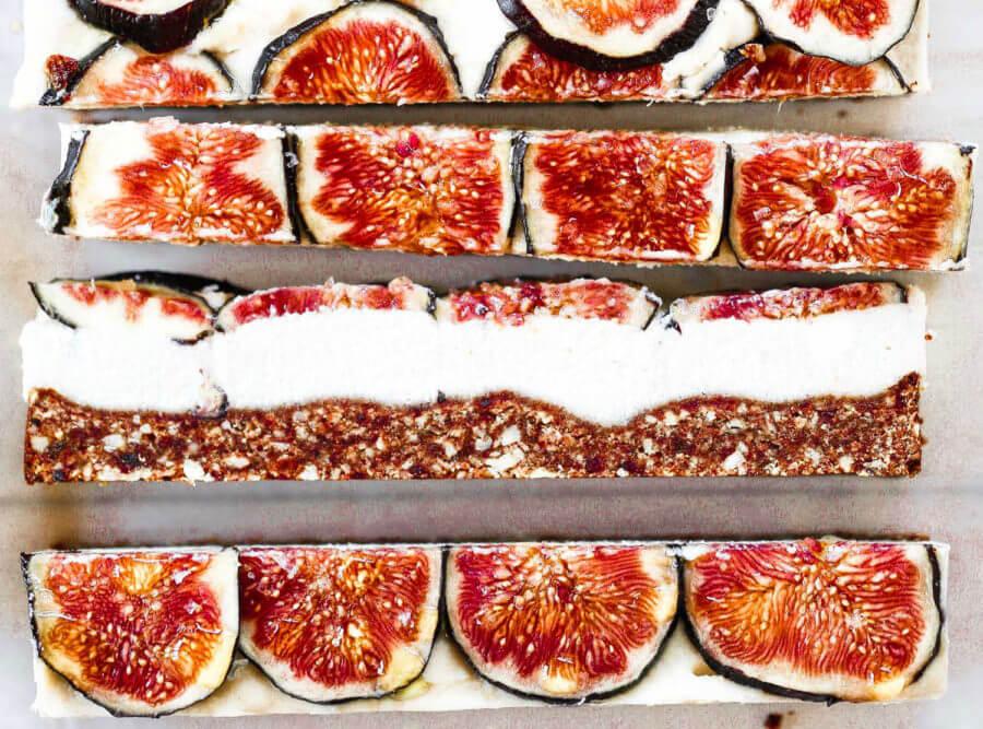 Fig Honey Paleo Cheesecake