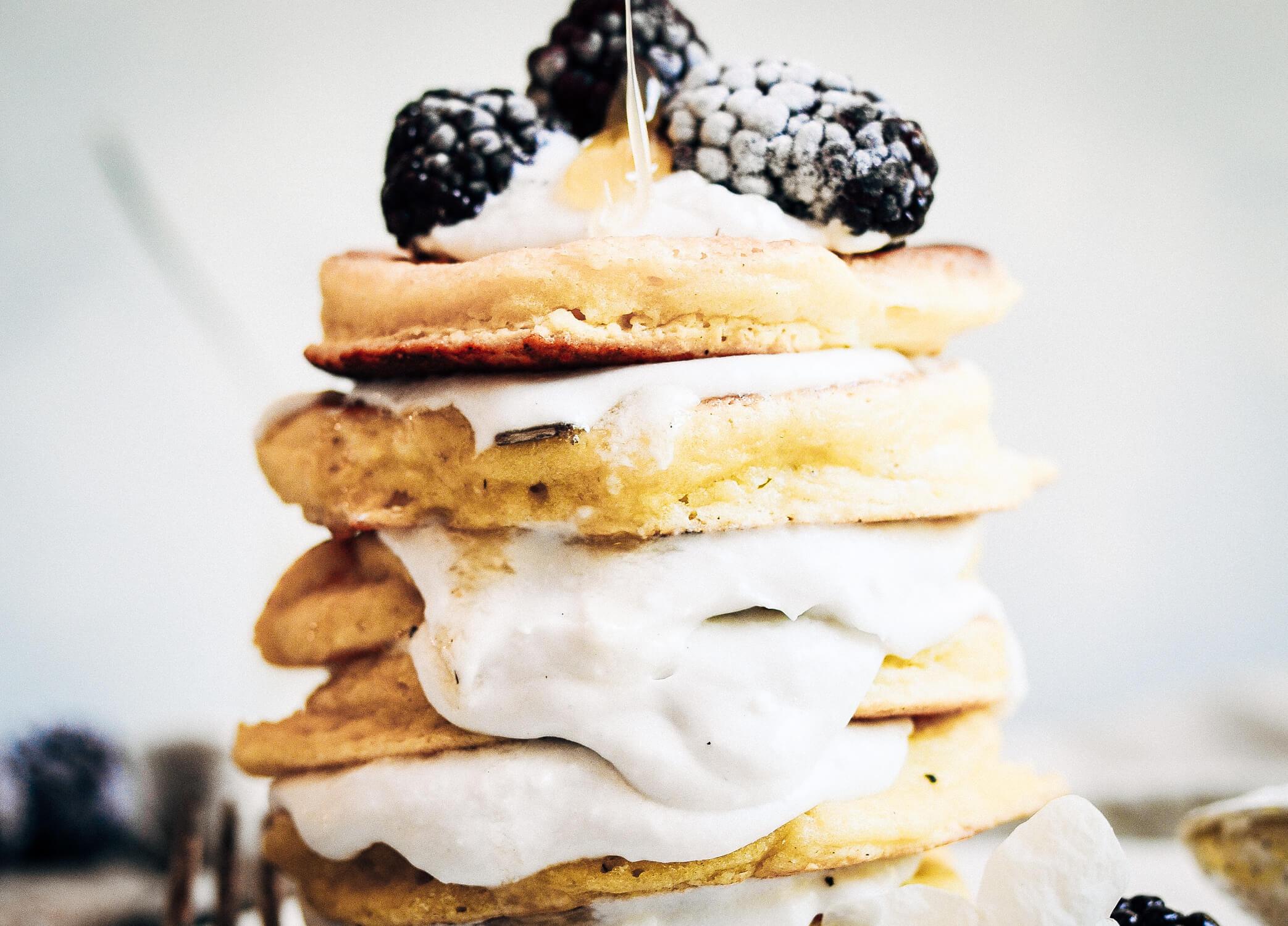 Best Paleo Cassava Flour Pancakes