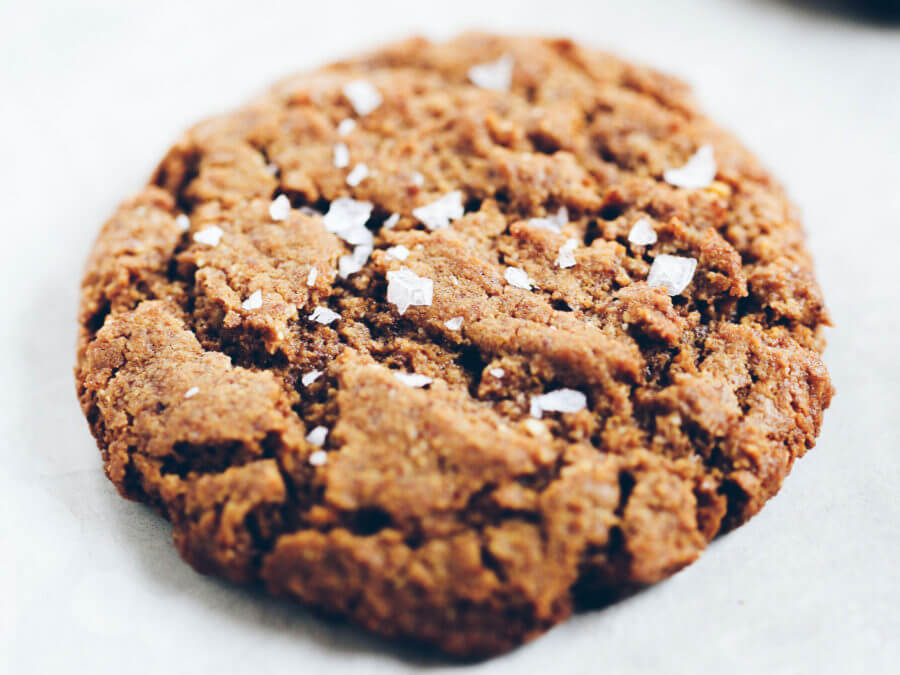 Favorite Almond Butter Cookies