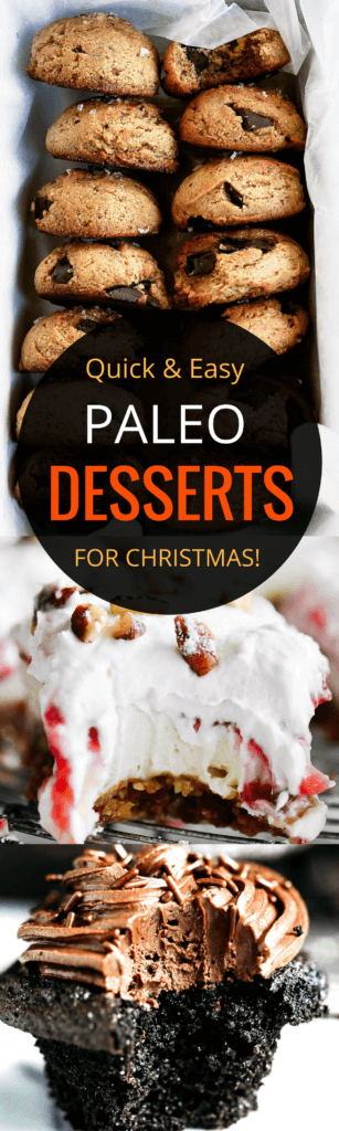 Easy Paleo Christmas Dessert Recipes Paleo Gluten Free Eats
