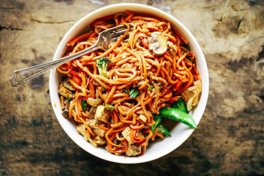 Best Whole30 Chicken Lo Mein