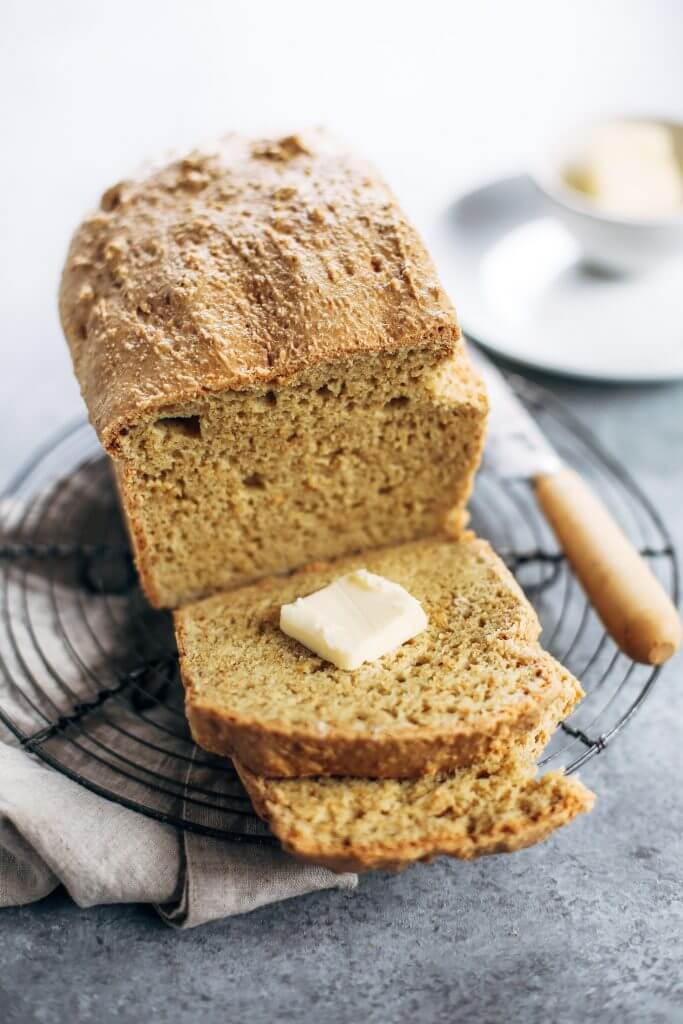 Keto Bread Recipes Without Almond Flour