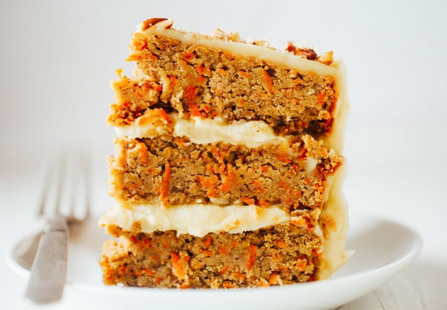 Sweet Potato Carrot Cake